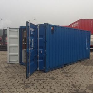 Gebr. Vermeer Transport Tilburg